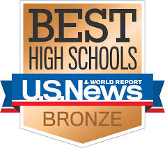 U.S. News & World Report Best High Shcools Bronze Award