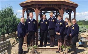 2018-2019 FFA Officers